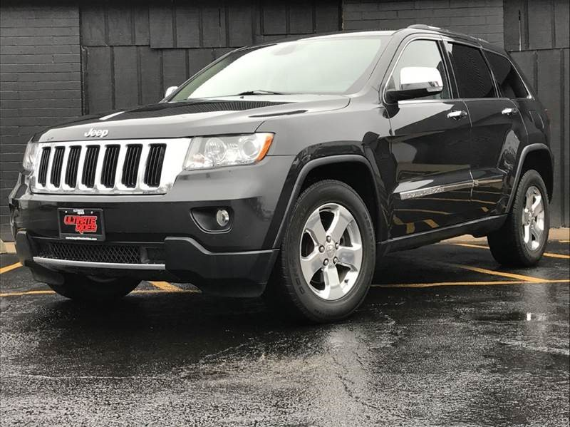 2011 Jeep Grand Cherokee 4WD full