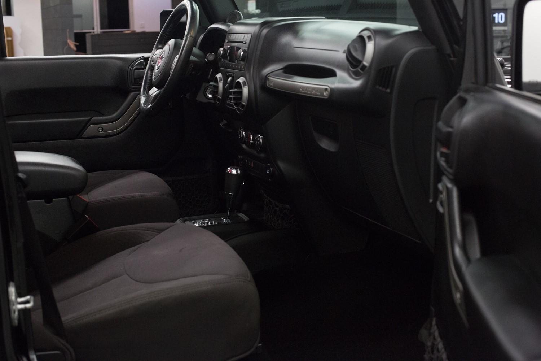 2014 Jeep Wrangler Unlimited full
