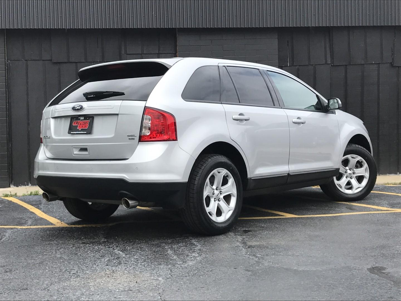 2013 Ford Edge SEL full