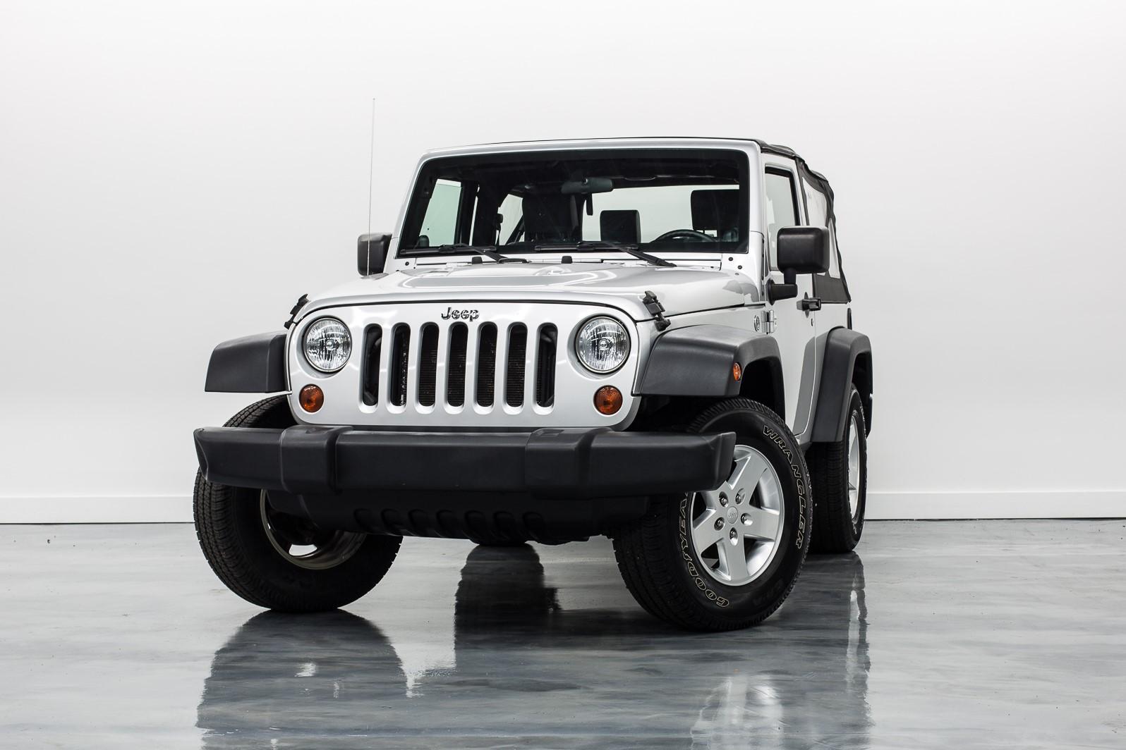 2008 Jeep Wrangler full