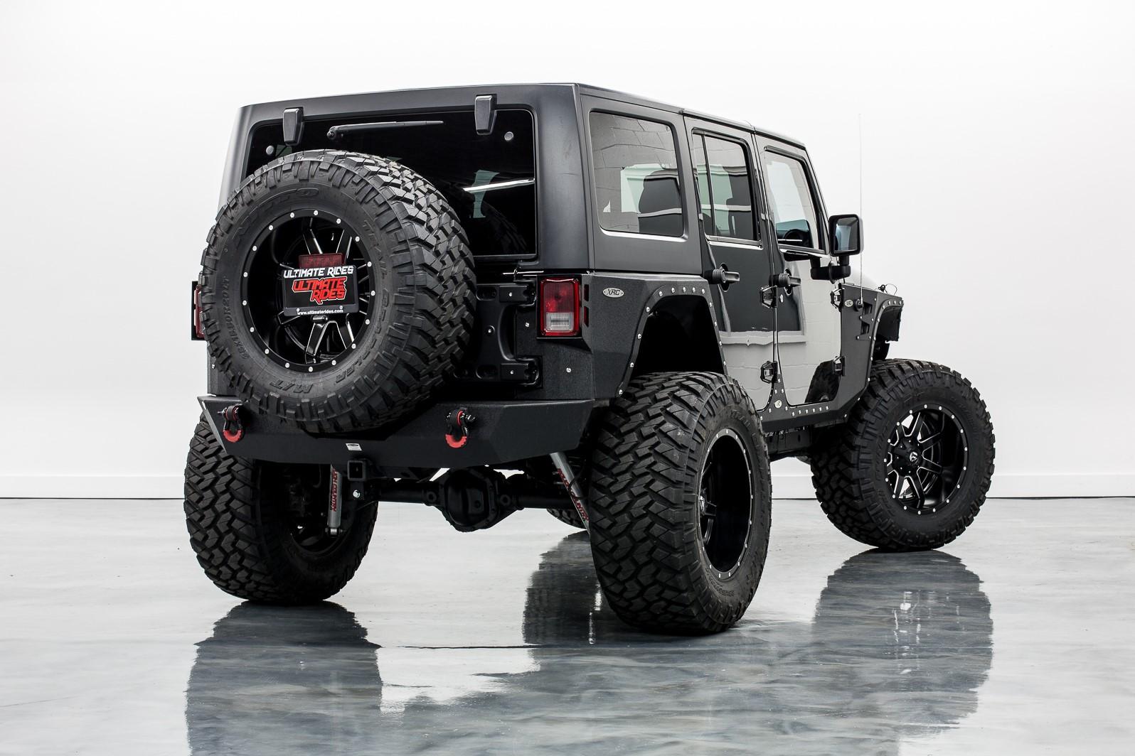 2015 jeep wrangler unlimited 4x4 ultimate rides. Black Bedroom Furniture Sets. Home Design Ideas