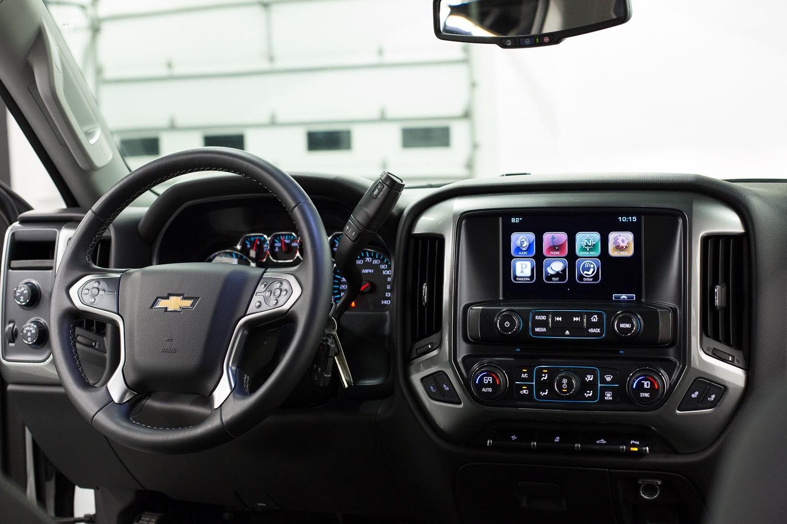 2015 Chevrolet Silverado 1500 LT full