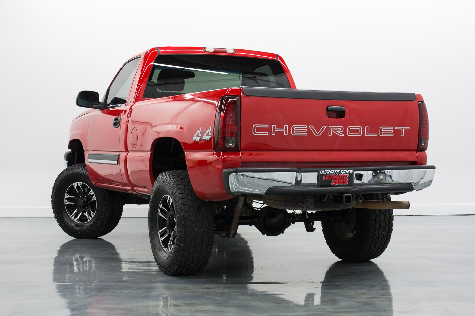 Silverado 2003 chevrolet silverado : 2003 Chevrolet Silverado 1500 Standard Cab 4X4 | Ultimate Rides