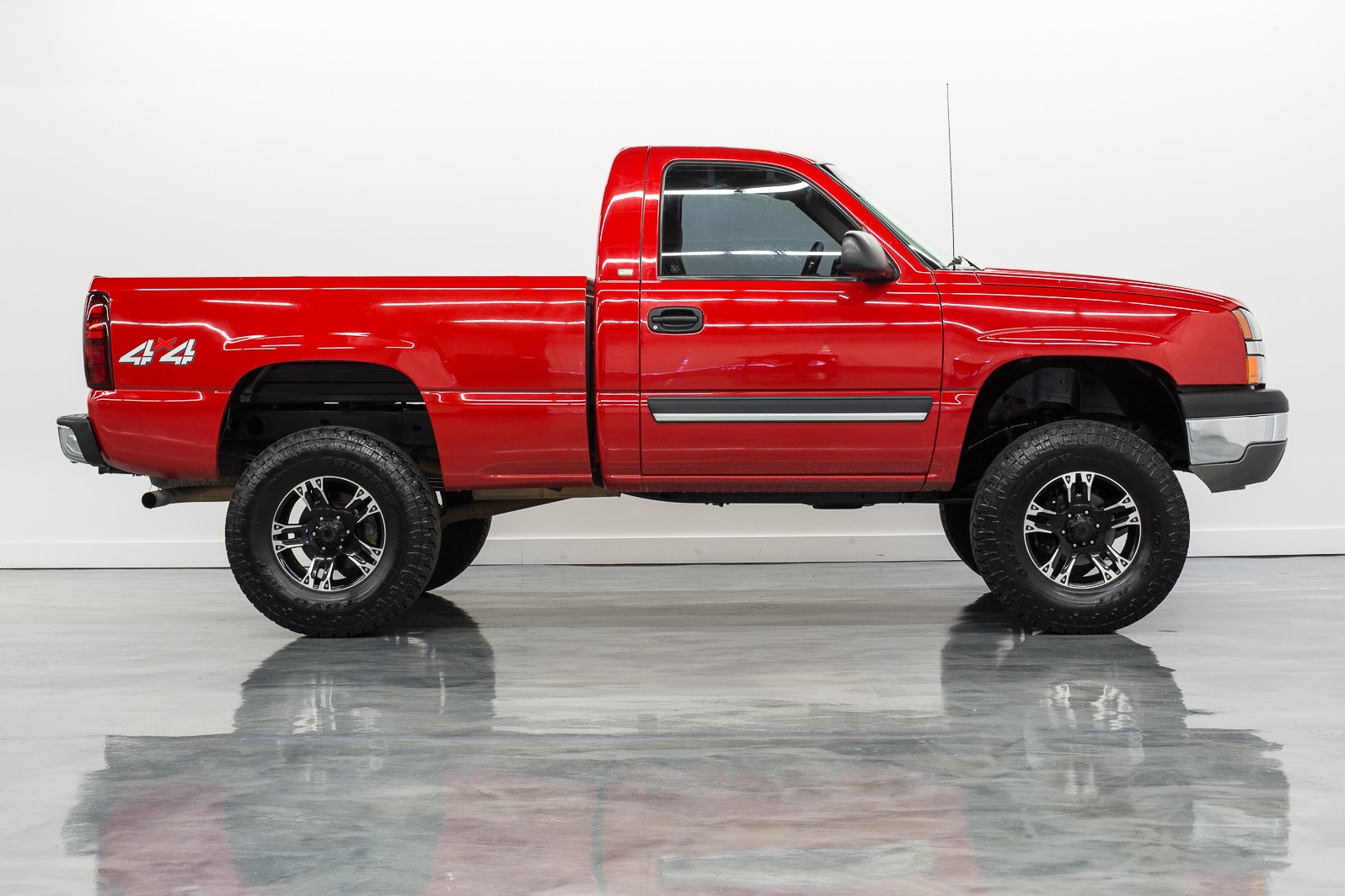 Silverado 2003 chevrolet silverado 2003 Chevrolet Silverado 1500 Standard Cab 4X4 | Ultimate Rides