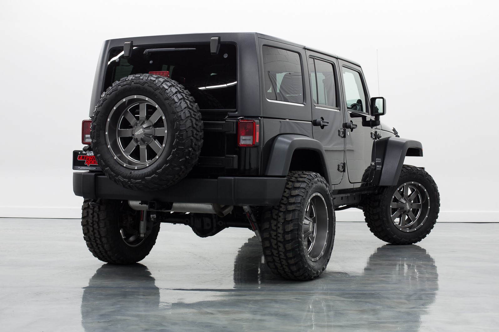 Custom Jeep Wrangler Unlimited In Joliet Il Ultimate Rides