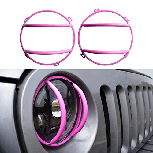 Top 11 Pink Jeep Accessories Ultimate Rides