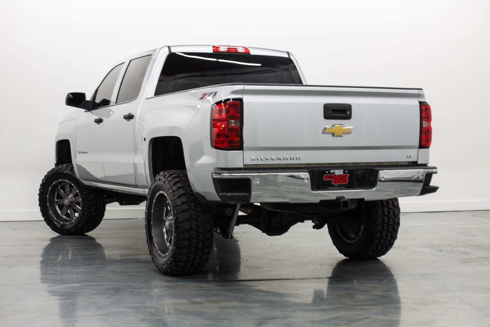 2014 chevrolet silverado crew cab lt z71 4wd ultimate rides. Black Bedroom Furniture Sets. Home Design Ideas