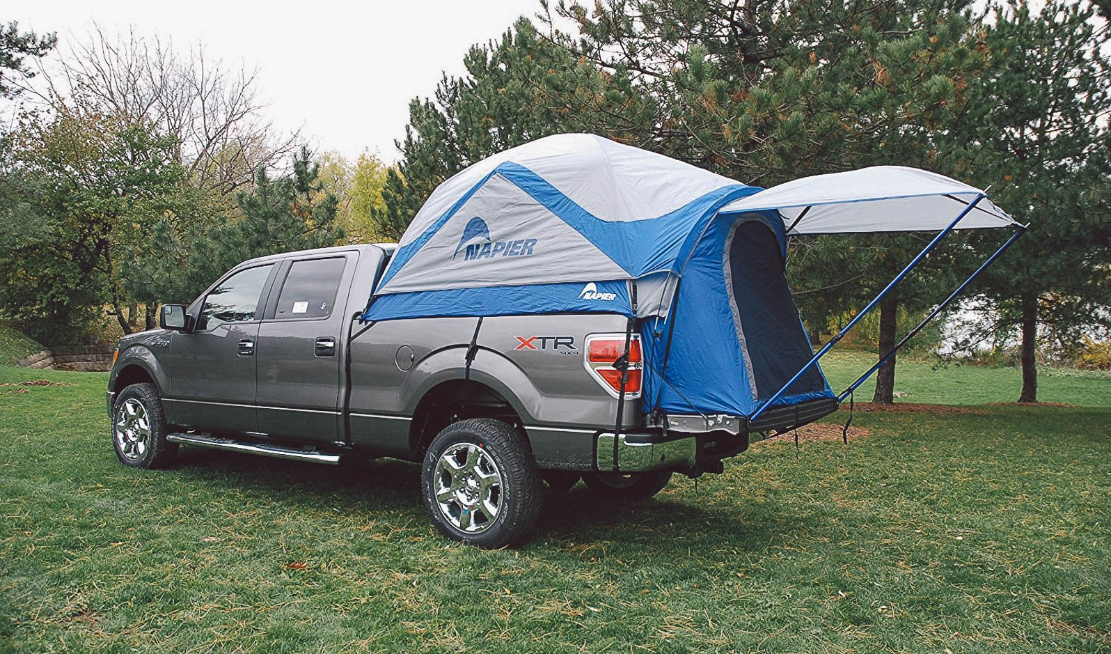 Truck bed tent f150