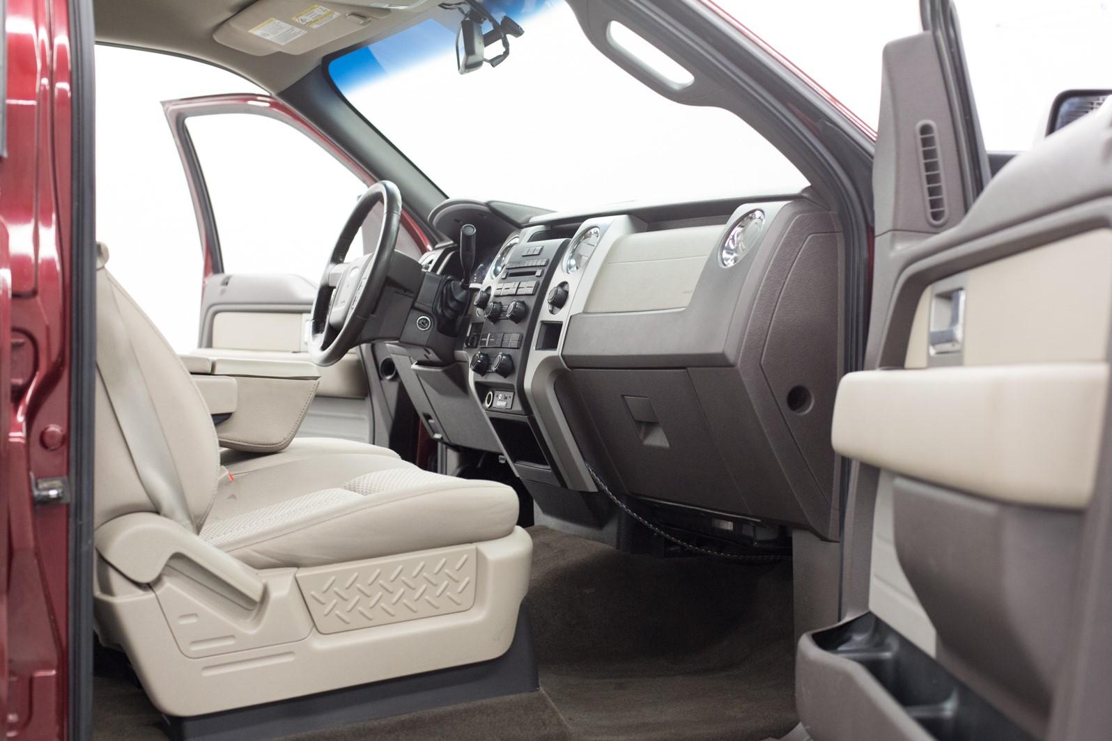 2010 Ford F150 XLT full