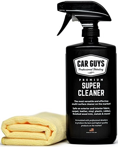 Drivers That Want A High End Cleaning Product To Help Remove Dirt Will Love This Best Car Interior Cleaner For Cloth Seats
