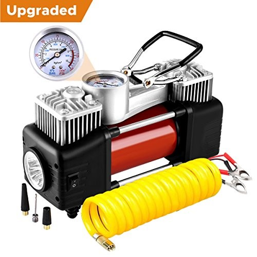 Best Portable Air Compressor For Truck Tires Ultimate Rides